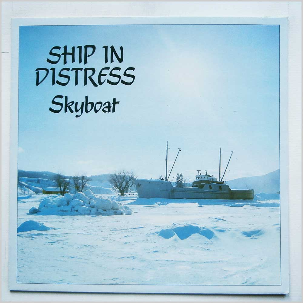 Skyboat - Ship In Distress (PLR 035)