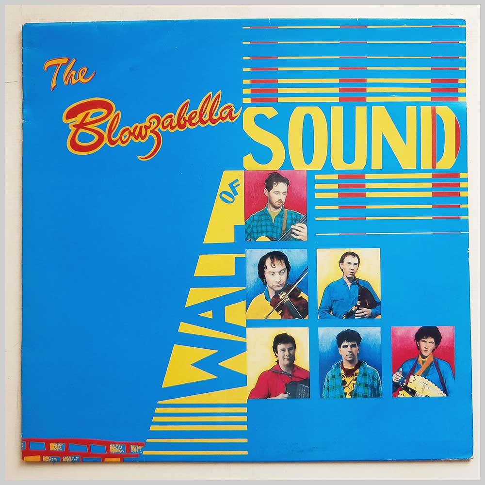 Blowzabella - The Blowzabella Wall Of Sound (PLR074)