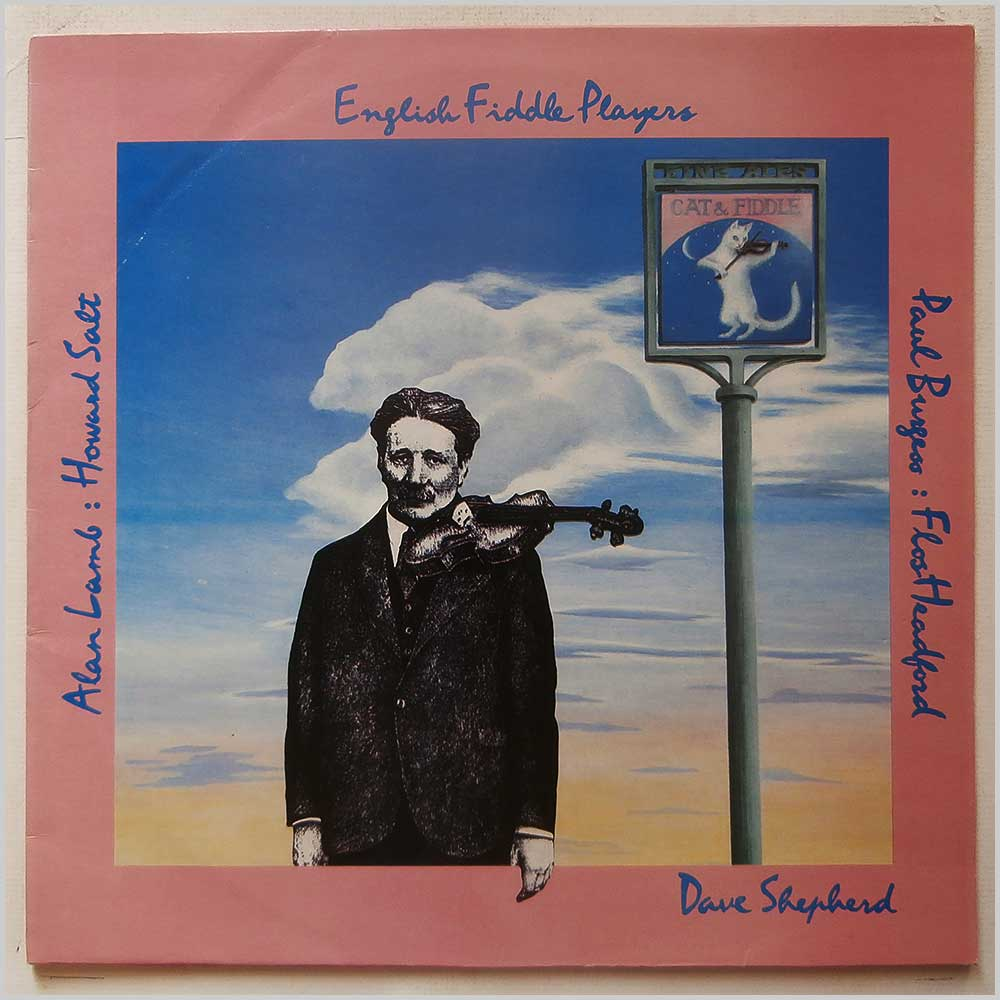 Various - English Fiddle Players (PLR 077)