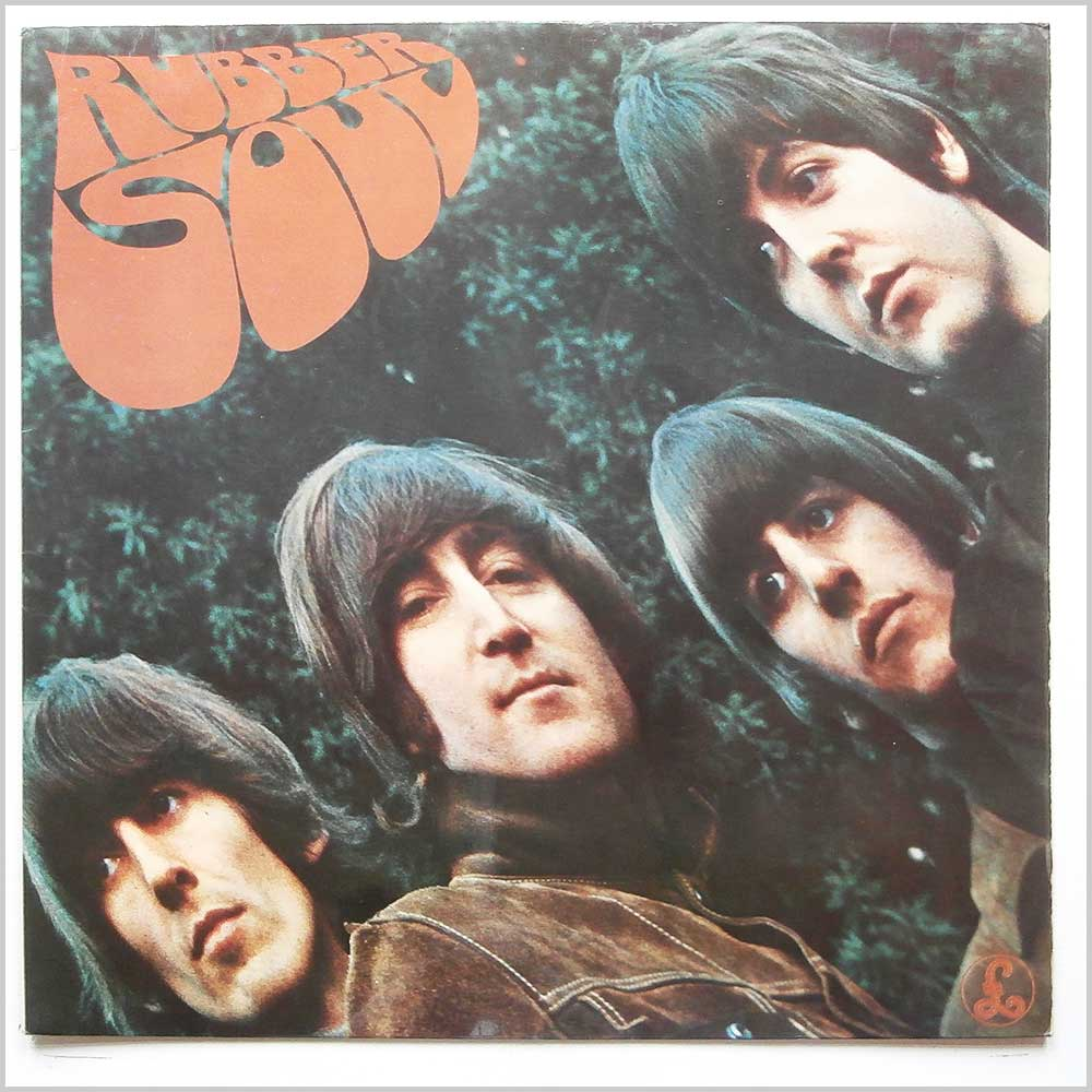 The Beatles - Rubber Soul (PMC 1267)