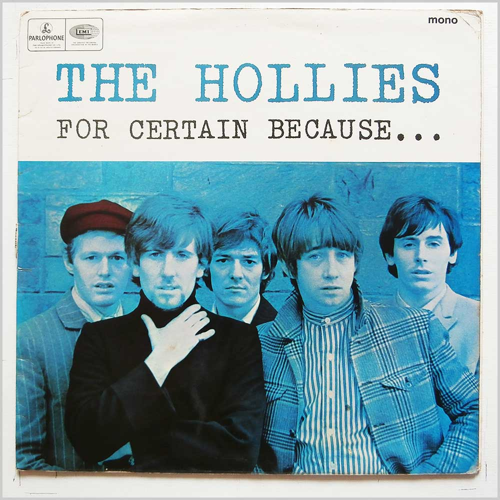 The Hollies - For Certain Because (PMC 7011)