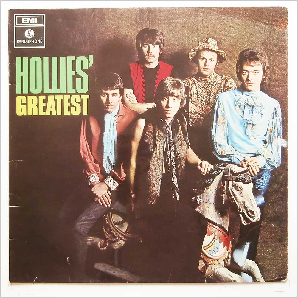 The Hollies - Hollies Greatest (PMC 7057)