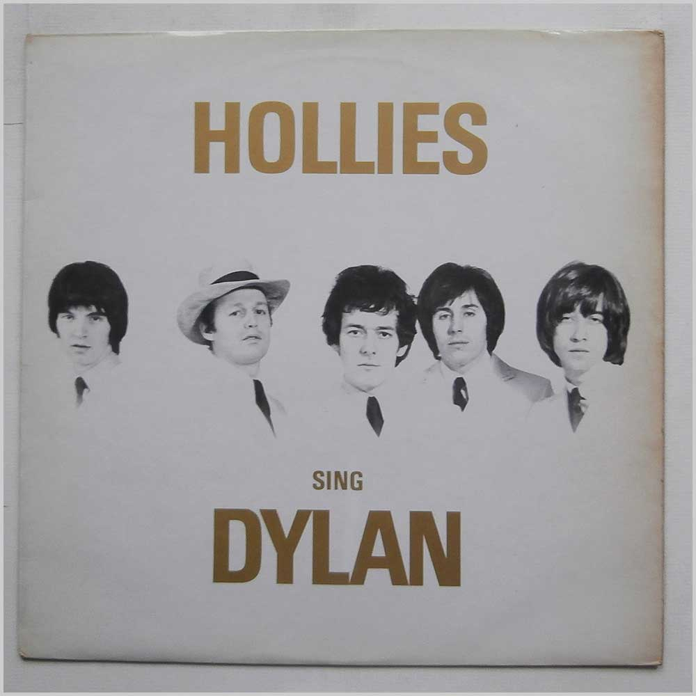 The Hollies - The Hollies Sing Dylan (PMC 7078)