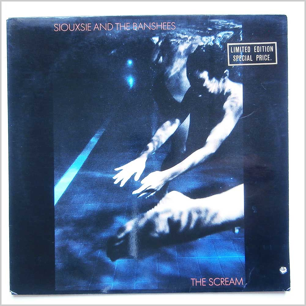 Siouxsie And The Banshees - The Scream (POLD 5009)