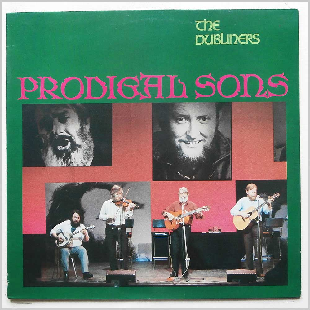 The Dubliners - Prodigal Sons (POLD 5079)