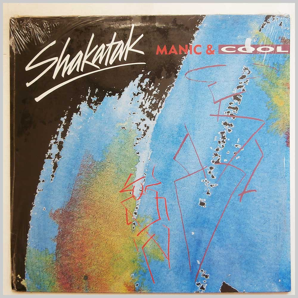 Shakatak - Manic And Cool (POLD 5222)