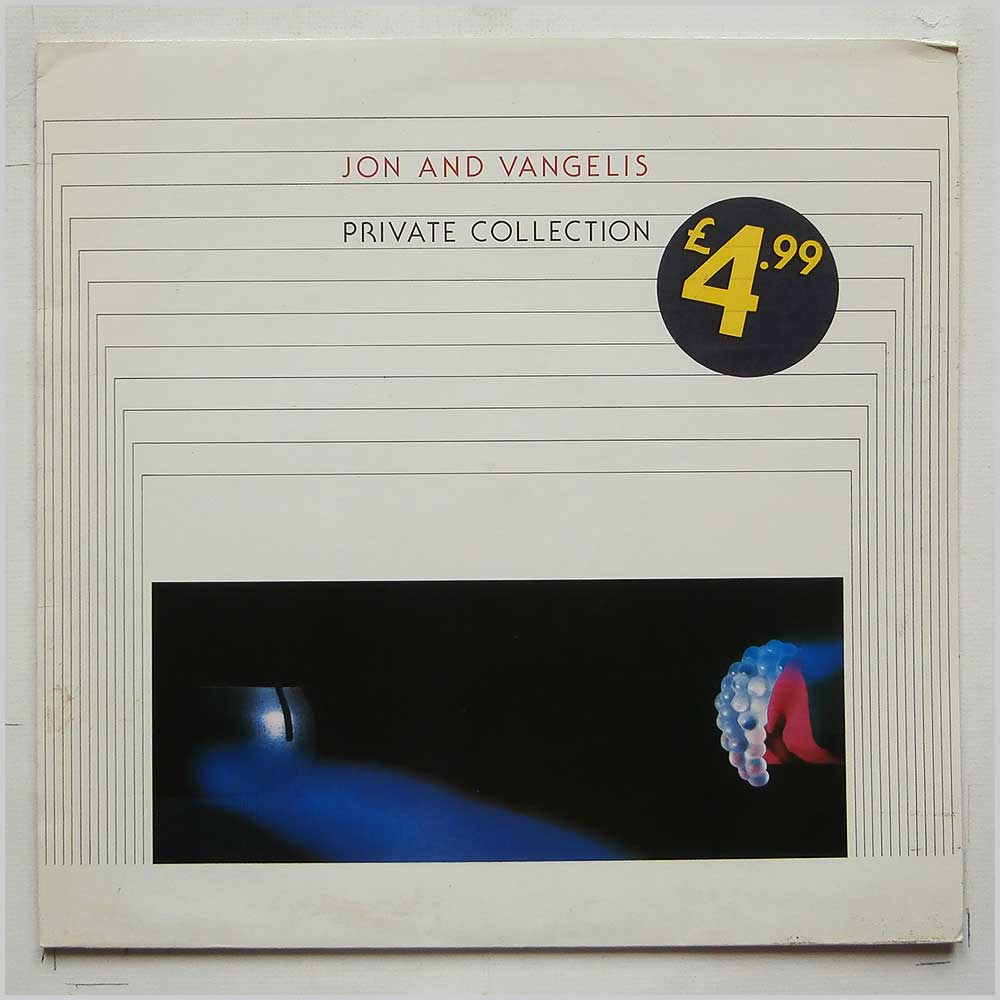 Jon and Vangelis - Private Collection (POLH 4)