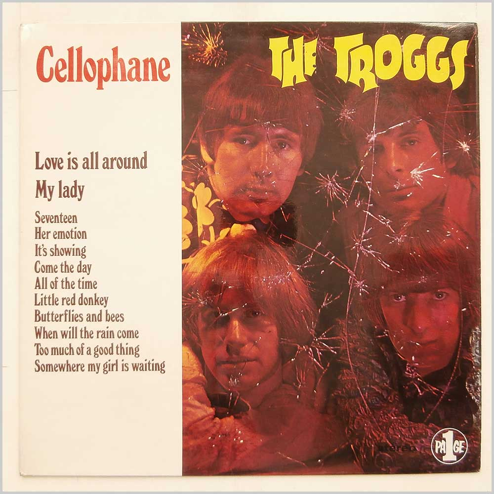 The Troggs - Cellophane (POLS 003)