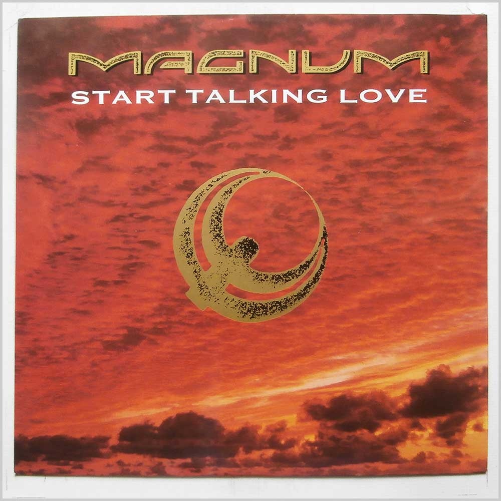 Magnum - Start Talking Love (POSPX 920)