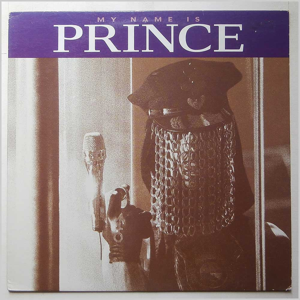 Prince And The New Power Generation - My Name Is Prince (PRO-A-5770)