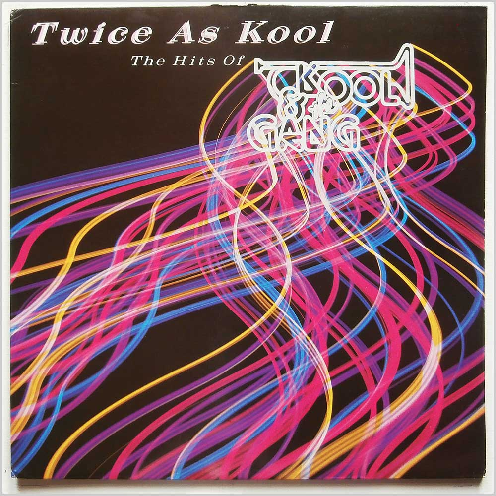 Kool And The Gang - Twice As Kool (The Hits Of Kool and The Gang) (PROLP-2)