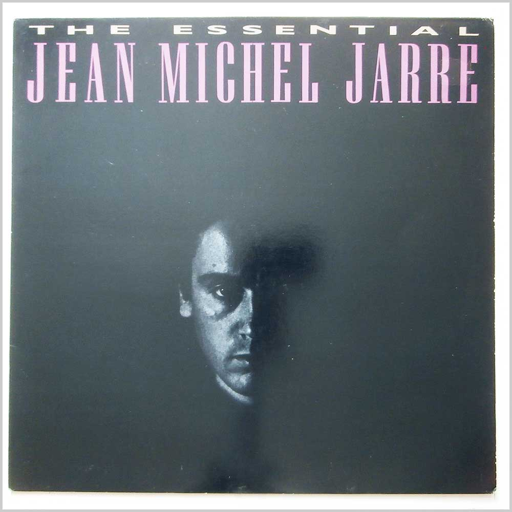 Jean Michel Jarre - The Essential Jean Michel Jarre (PRO LP 3)
