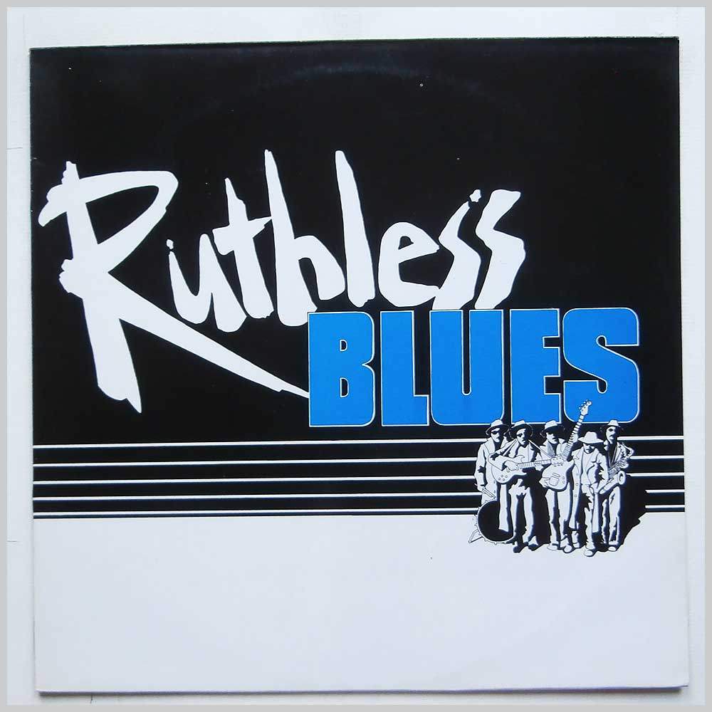 Ruthless Blues - Ruthless Blues (PTLS 1102)