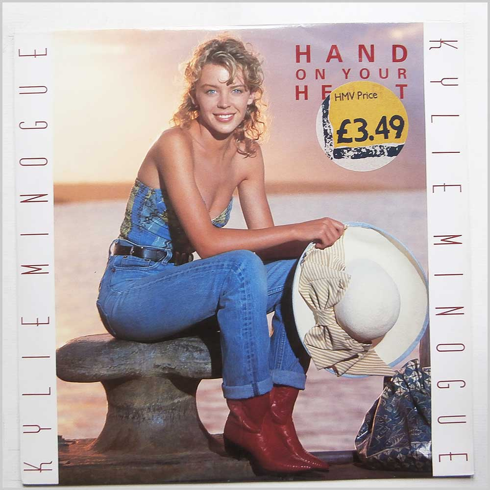 Kylie Minogue - Hand On Your Heart (PWLT 35)