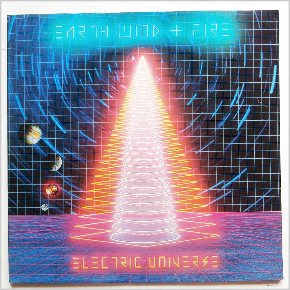 Earth, Wind and Fire - Electric Universe (QC 38980)