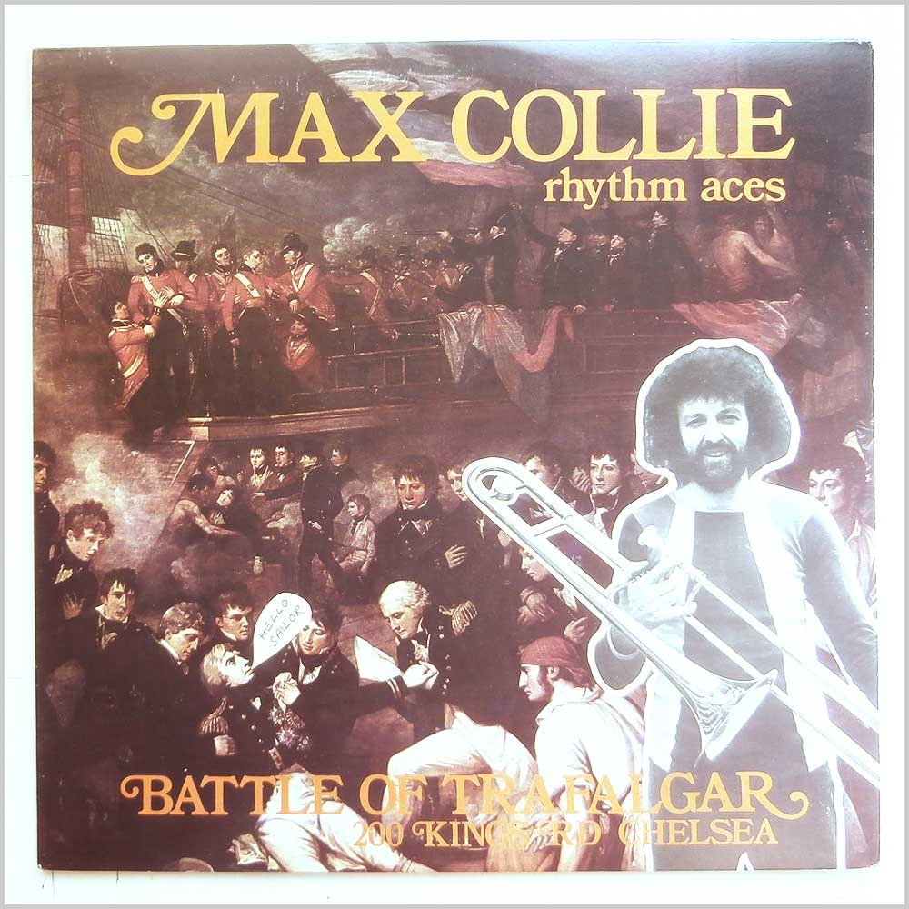 Max Collie Rhythm Aces - Battle Of Trafalgar (R106)