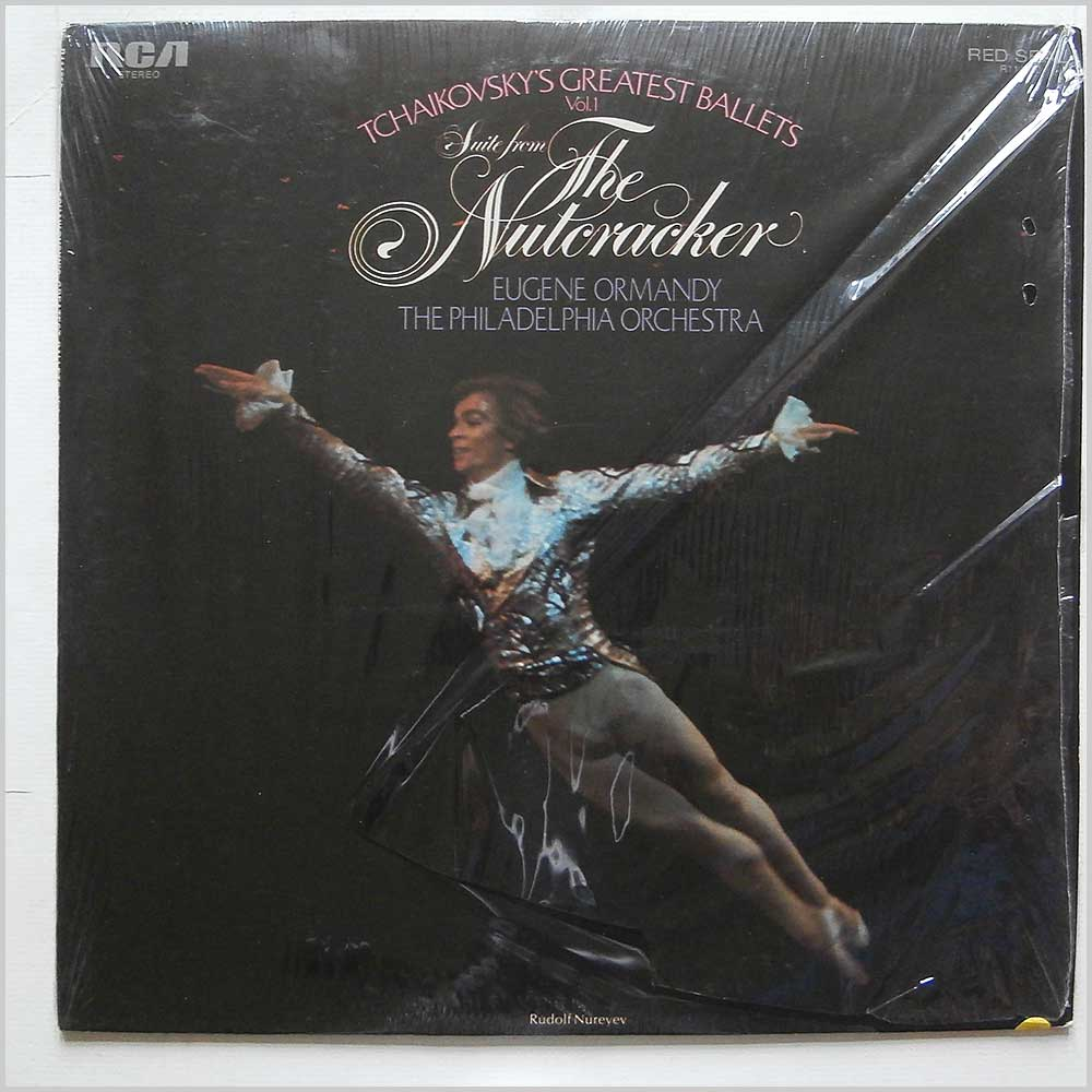 Eugene Ormandy - Tchaikovsky's Greatest Ballets: Vol. 1 Suite From The Nutcracker (R 11430)
