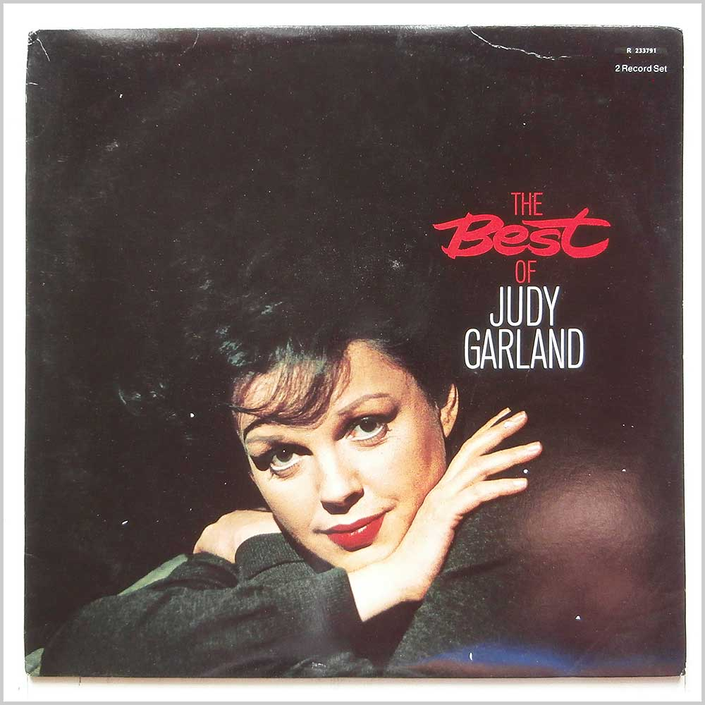 Judy Garland - The Best Of Judy Garland (R 233791)