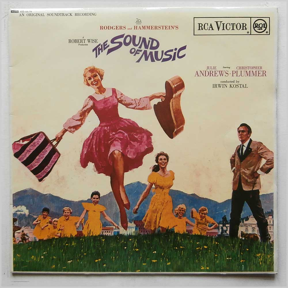 Various - The Sound Of Music (An Original Soundtrack Recording) (RB-6616)
