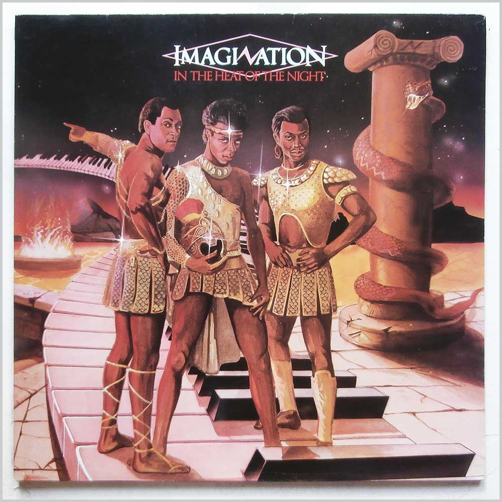 Imagination - In The Heat Of The Night (RBLP 1002)