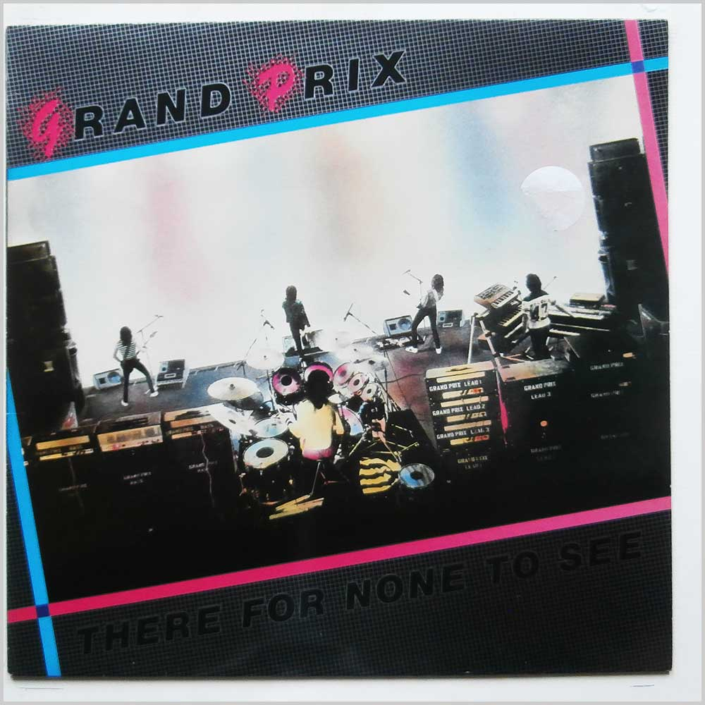 Grand Prix - There For None To See (RCALP6027)