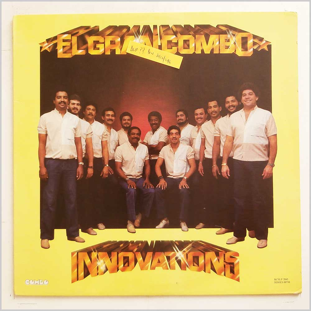 El Gran Combo - Innovations (RCSLP 2043)
