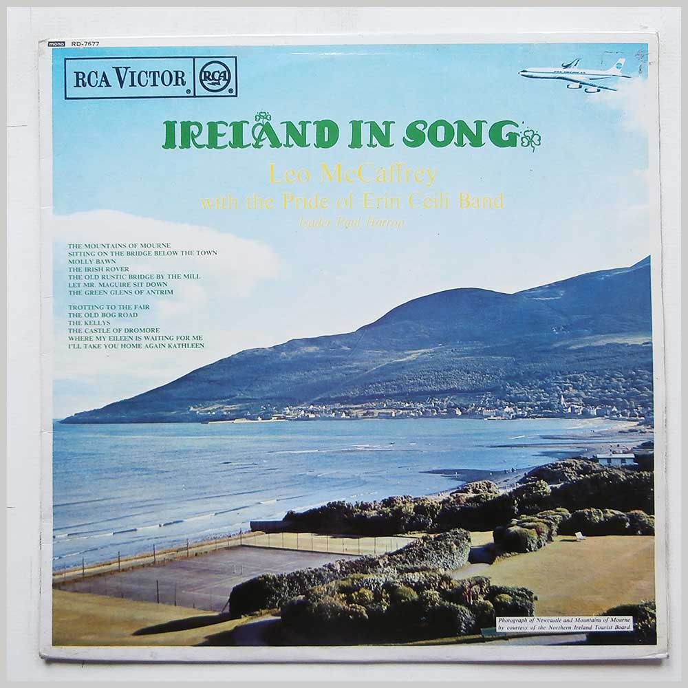 Leo McCaffrey - Ireland In Song (RD-7677)
