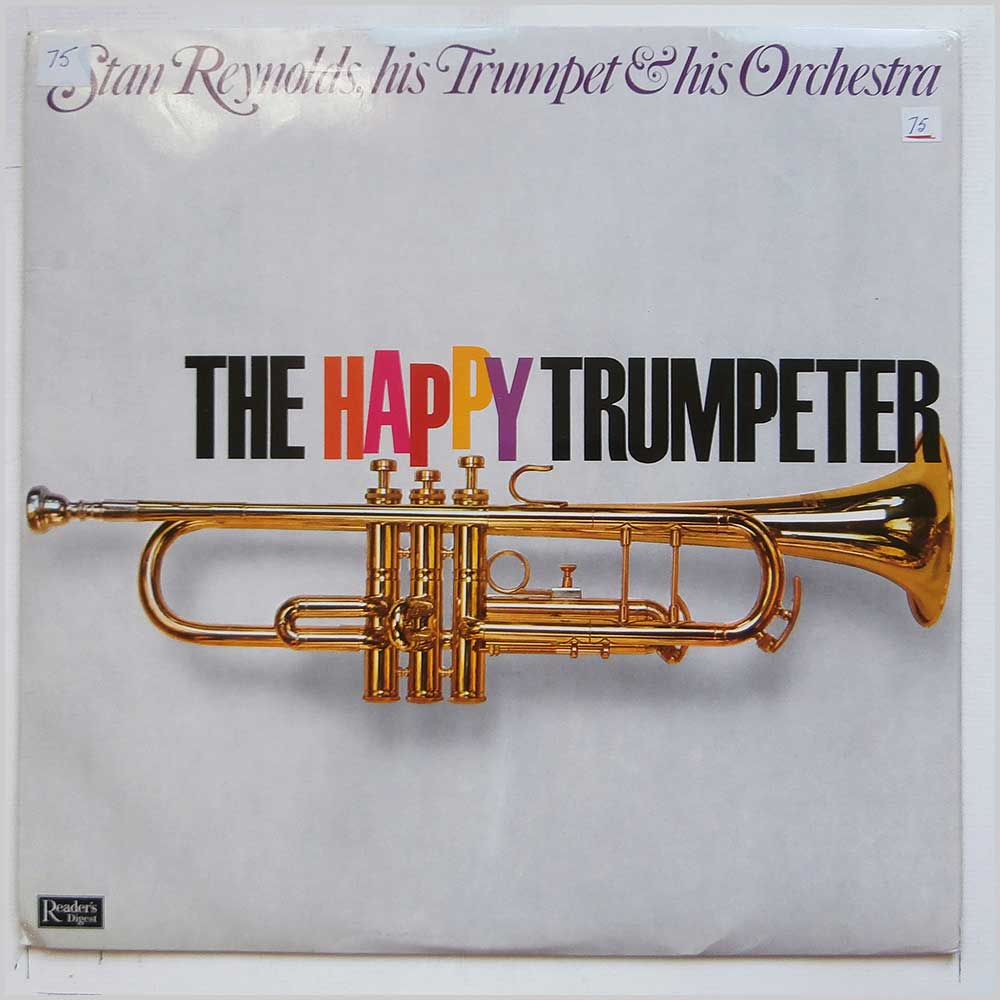 Stan Reynolds and Orchestra - The Happy Trumpeter (RDS 6710)