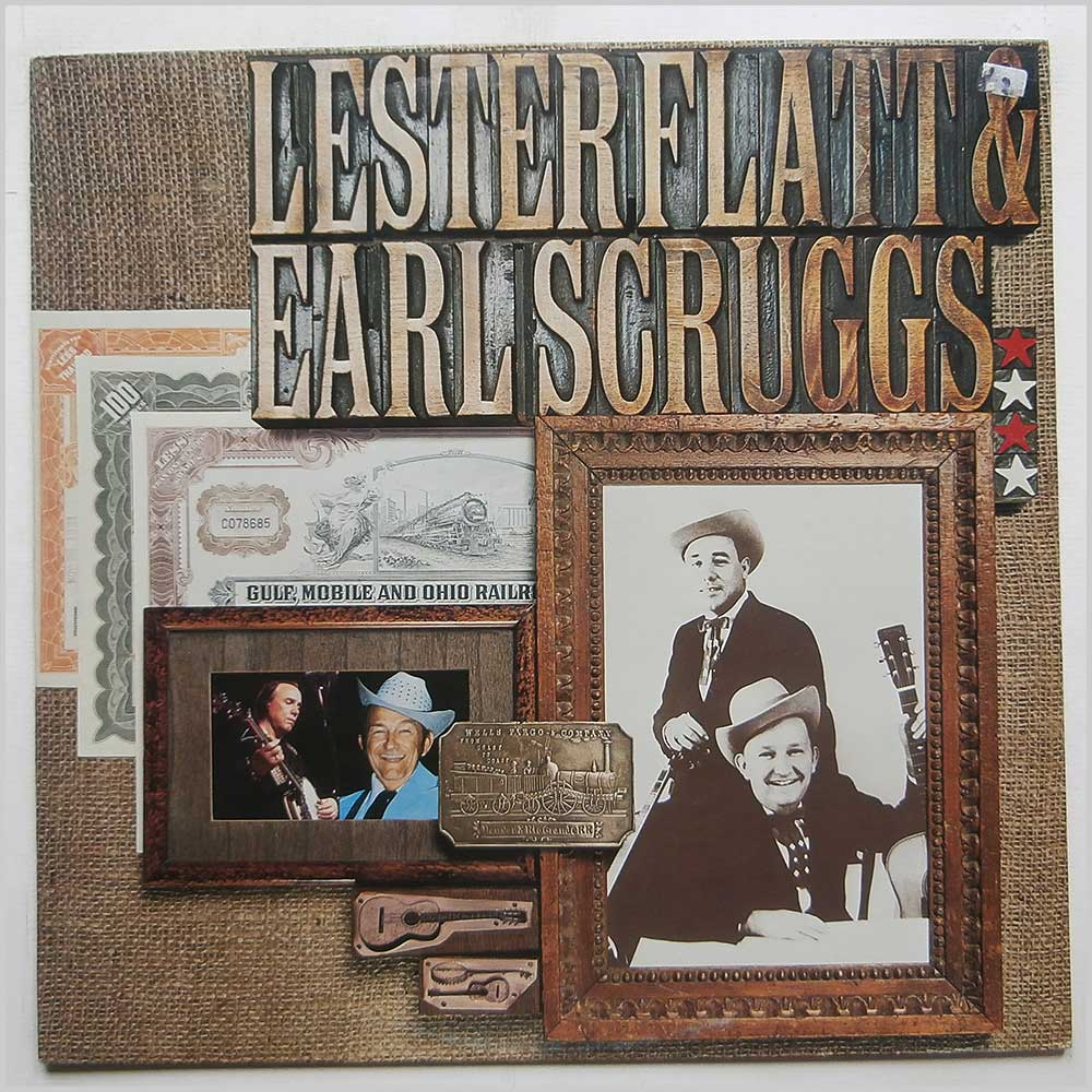 Lester Flatt and Earl Scruggs - Lester Flatt and Earl Scruggs (RDS 9558)