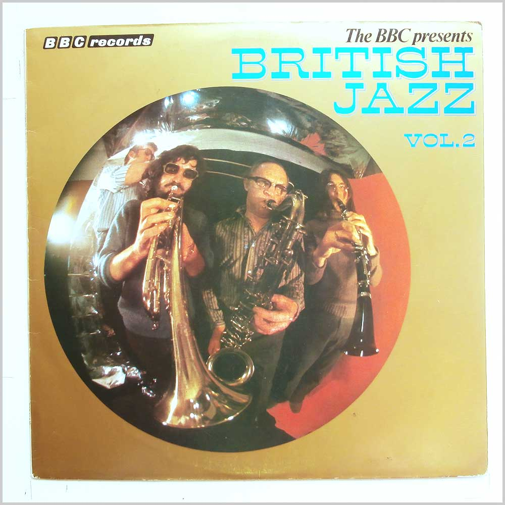Various - The BBC Presents British Jazz Vol.2 (REC 144M)