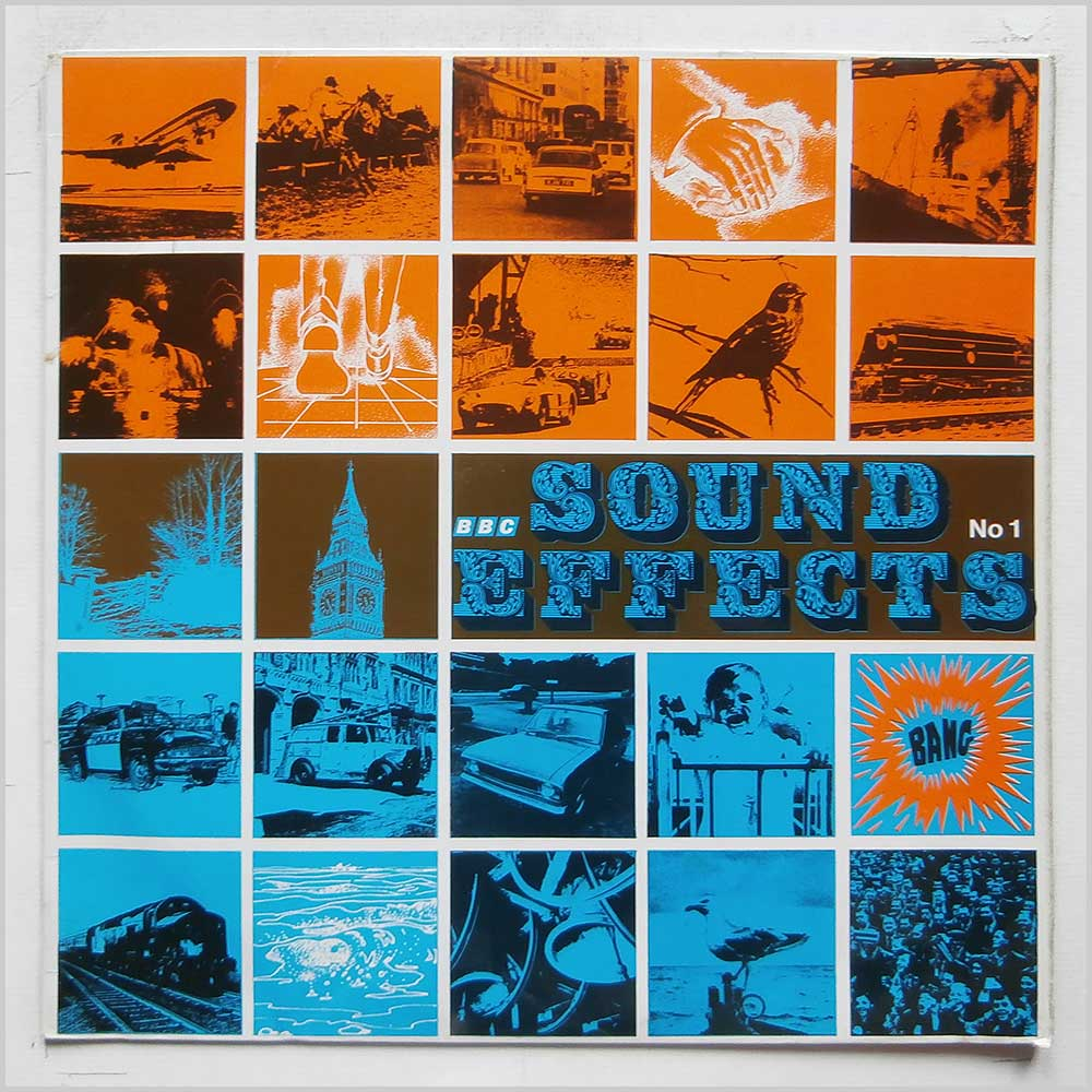 Rosemary Davis - BBC Sound Effects No 1 (RED 47 M)