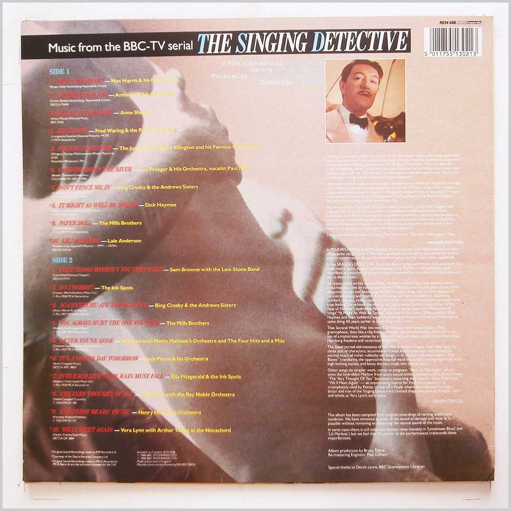 Various - The Singing Detective (REN 608)
