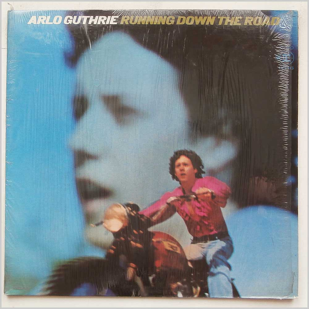 Arlo Guthrie - Running Down The Road (REPRISE 6346)