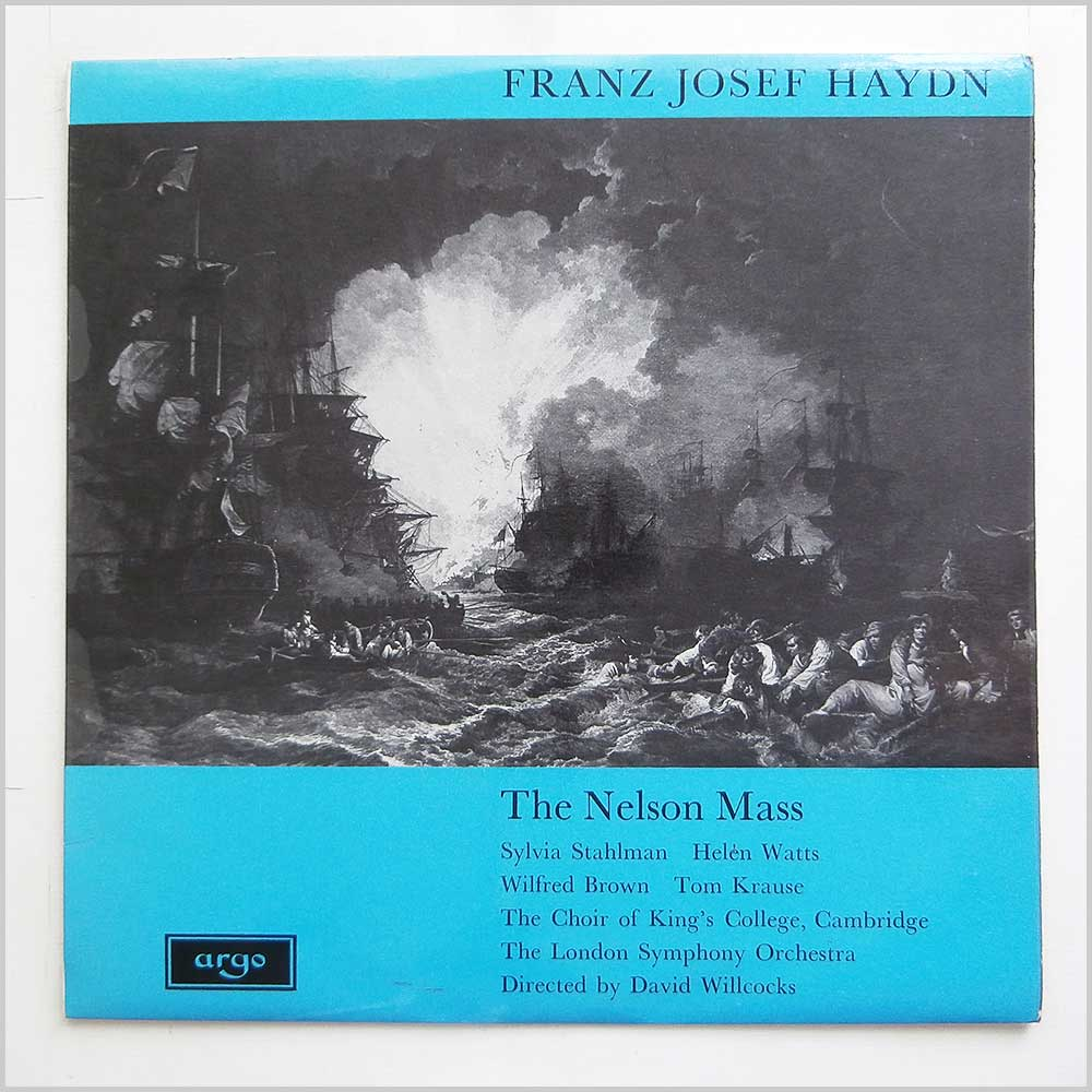 The London Symphony Orchestra - Franz Josef Haydn: The Nelson Mass (RG 325)