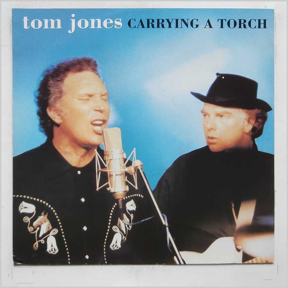 Tom Jones, Van Morrison - Carrying A Torch (ROJ X12)