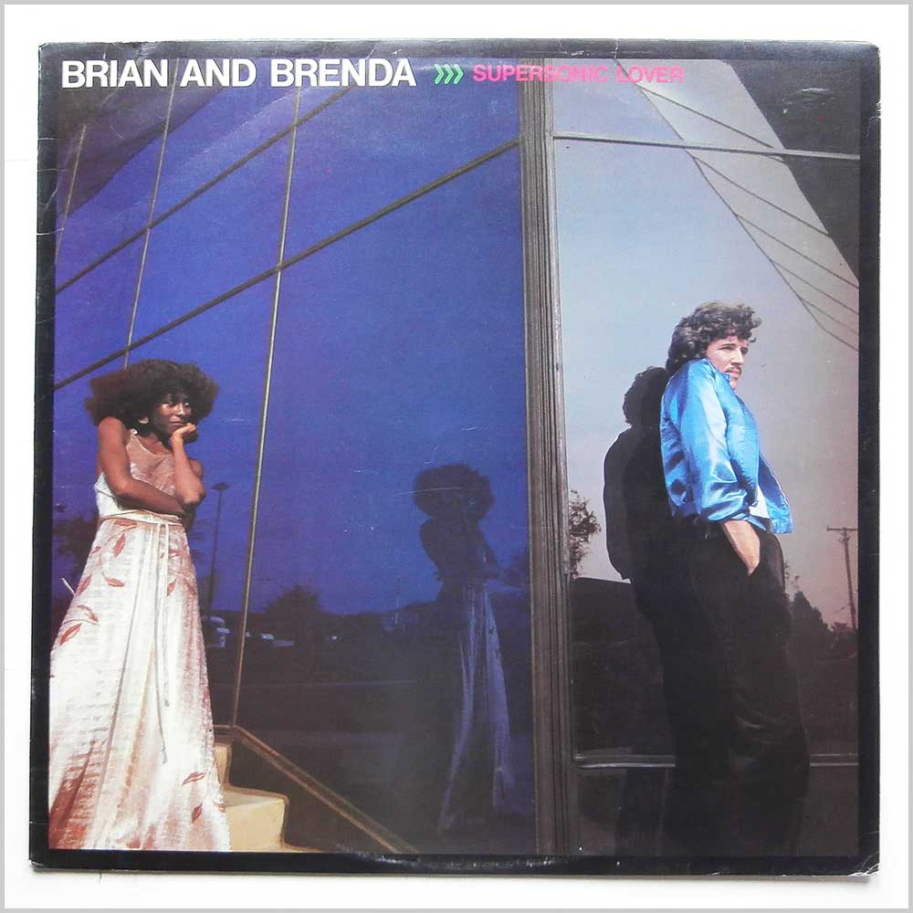 Brian and Brenda - Supersonic Lover (ROLL 13)