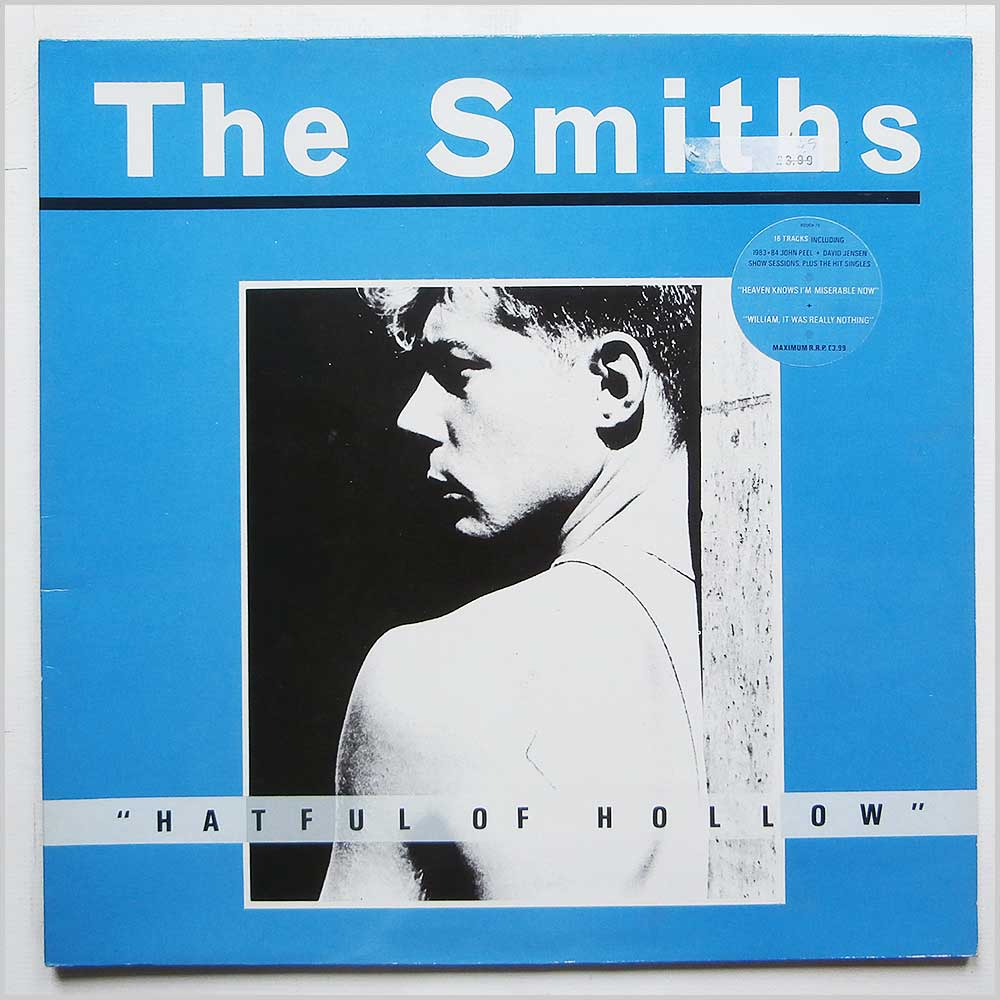 The Smiths - Hatful Of Hollow (ROUGH 76)