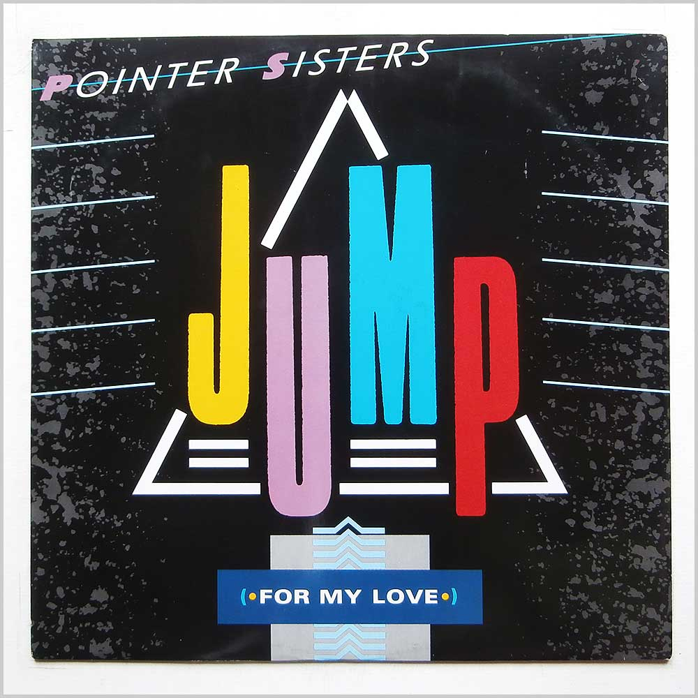 Pointer Sisters - Jump (RPST 106)