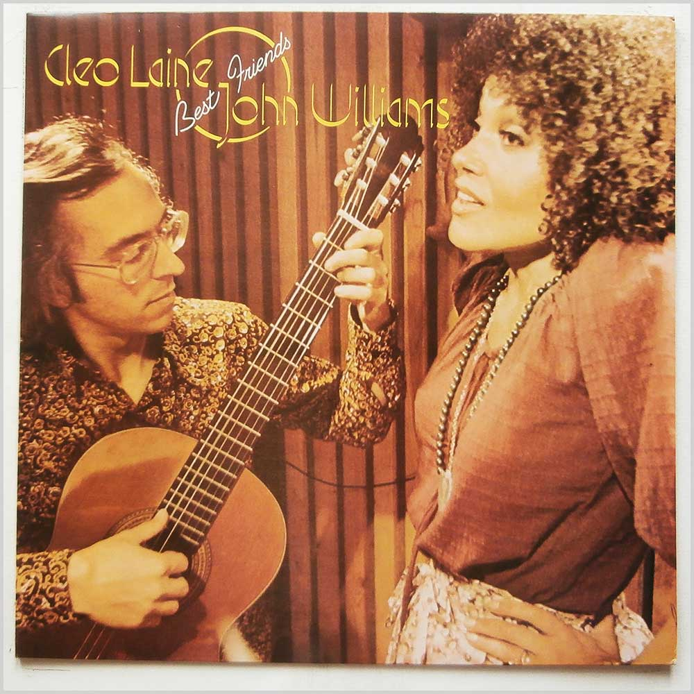Cleo Laine and John Williams - Best Friends (RS 1094)