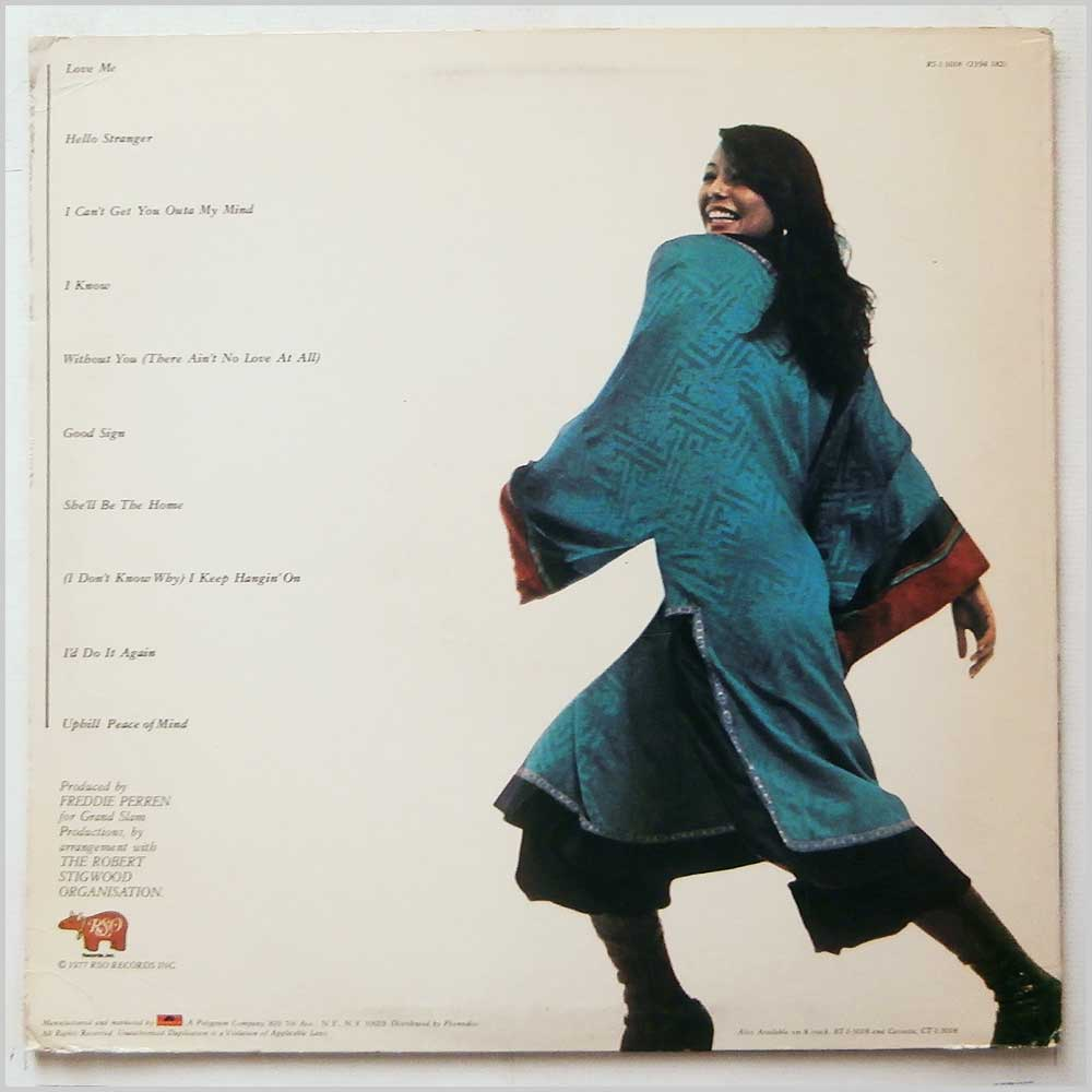 Yvonne Elliman - Love Me (RS-1-3018)