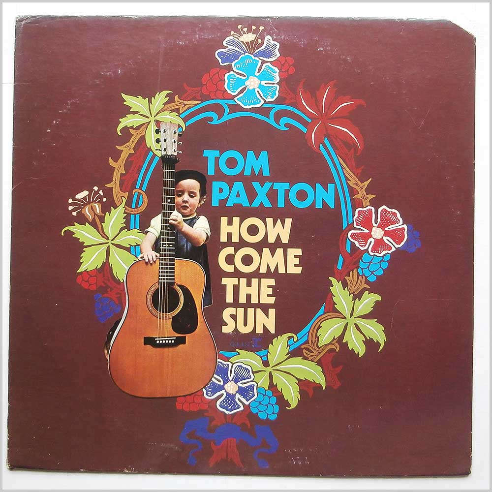 Tom Paxton - How Come The Sun (RS 6443)