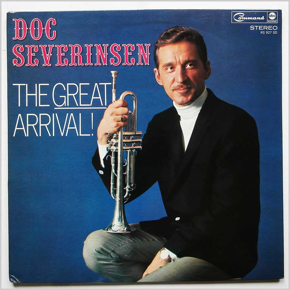 Doc Severinsen - The Great Arrival (RS 927 SD)
