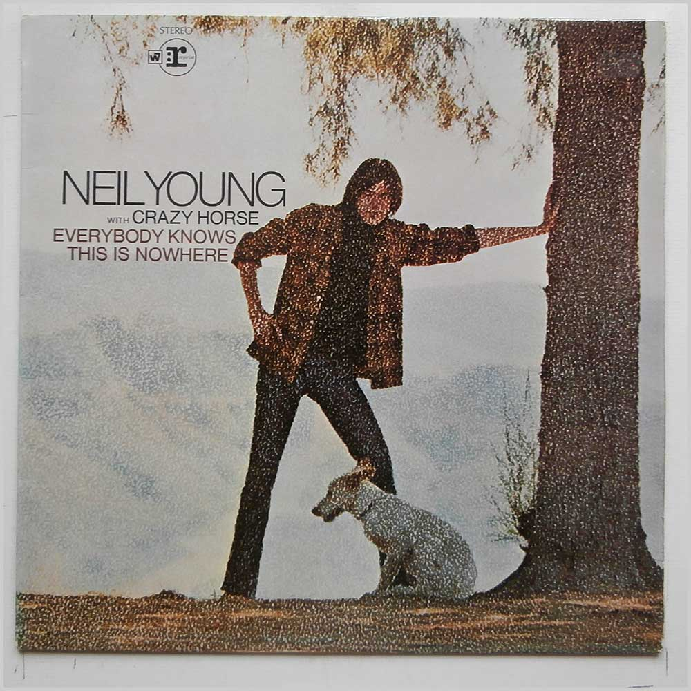 Neil Young With Crazy Horse - Everybody Knows This Is Nowhere (RSLP 6349)