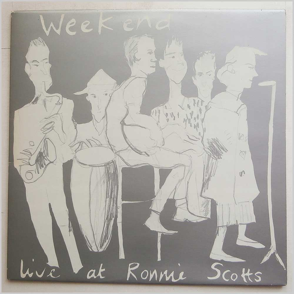 Weekend - Live At Ronnie Scotts (RTM 139 LP)