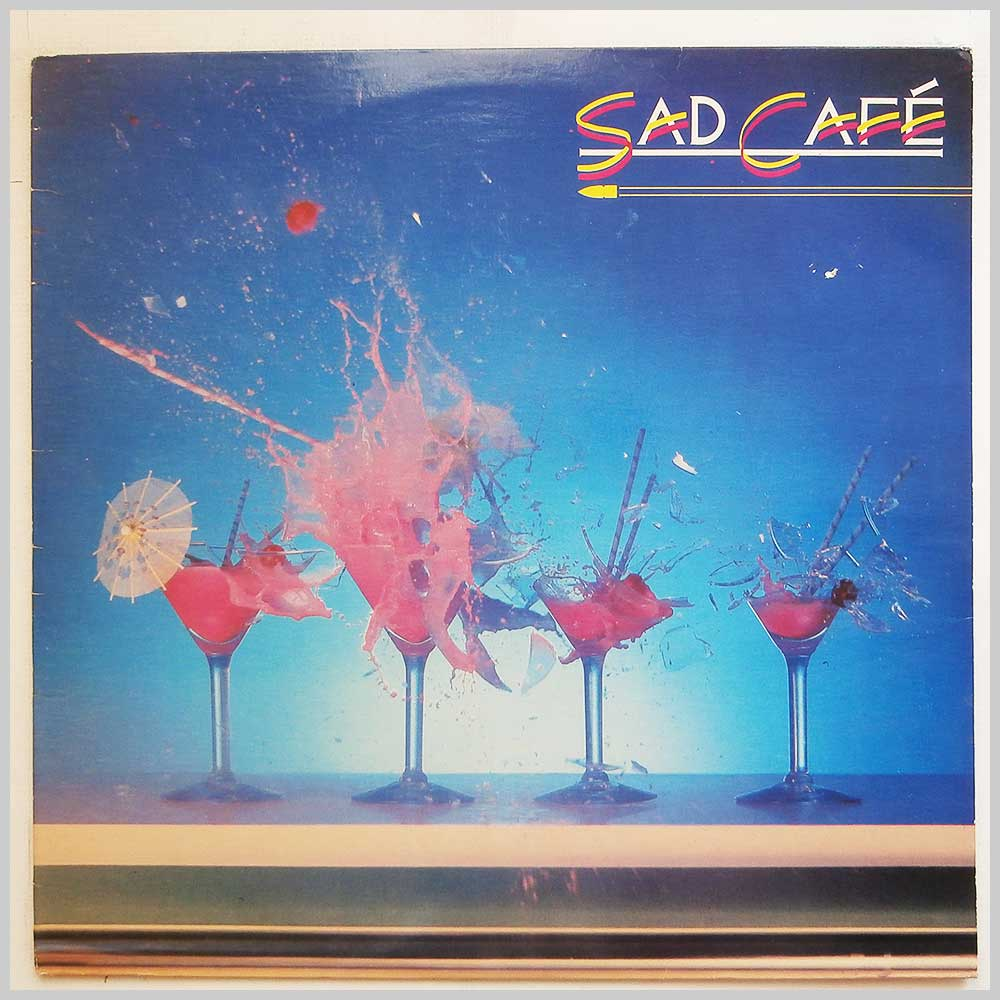 Sad Cafe - Sad Cafe (SADLP4)