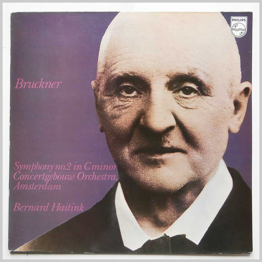 Bernard Haitink - Bruckner: Symphony No.2 In C Minor (SAL 3785)