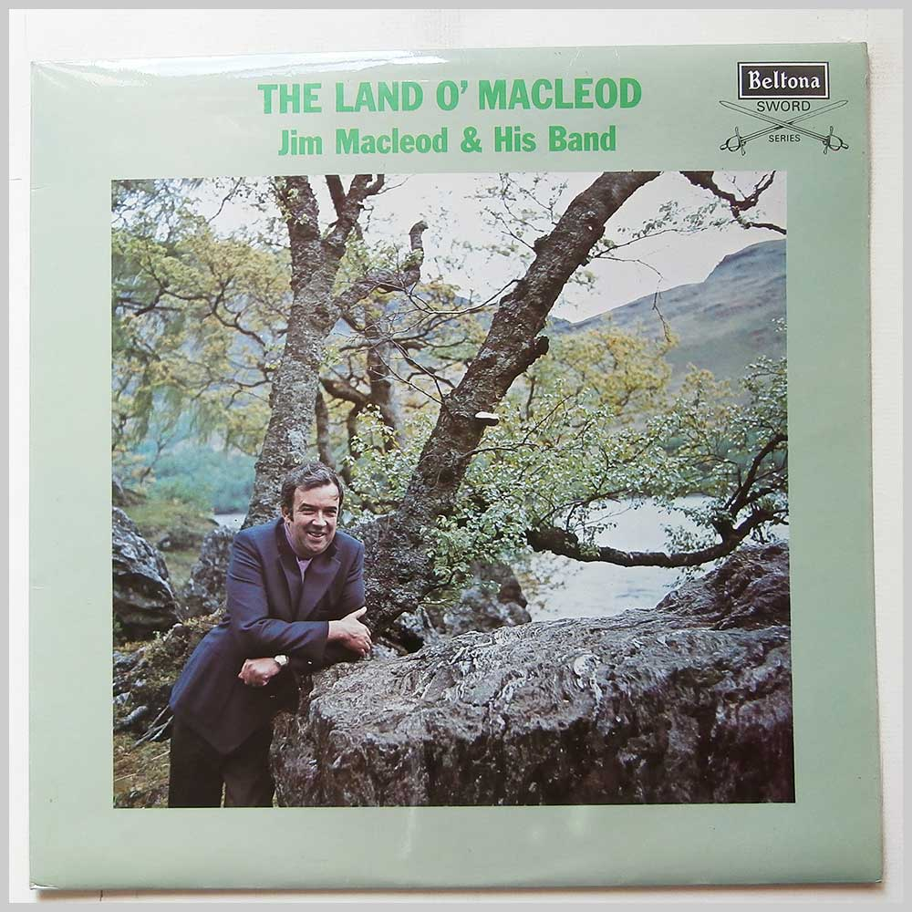Jim MacLeod and His Band - The Land O'MacLeod (SBE 152)