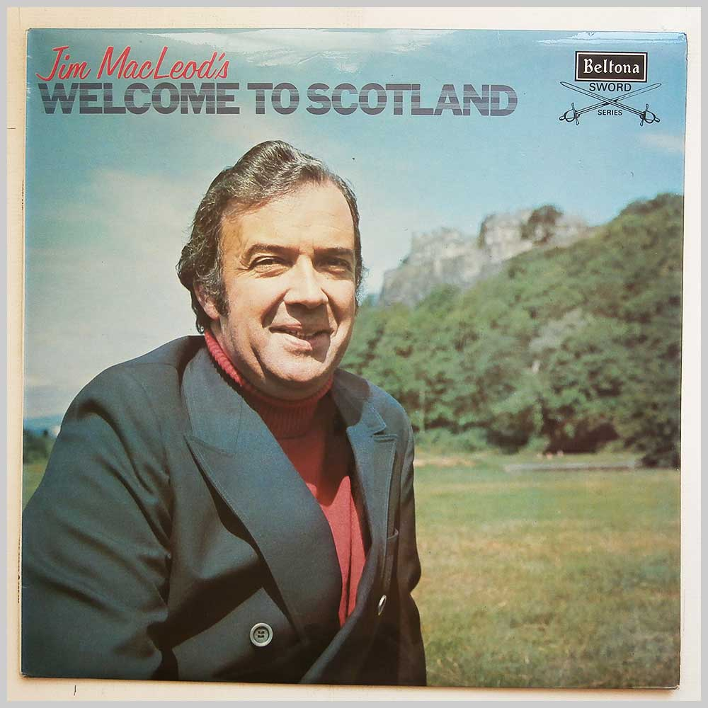 Jim MacLeod - Jim MacLeod's Welcome To Scotland (SBE 182)