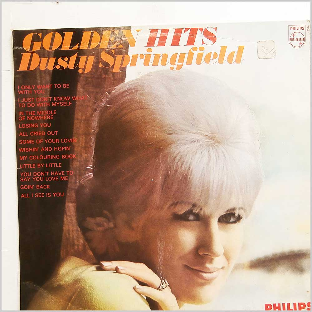 Dusty Spring Field - Golden Hits (SBL 7737)