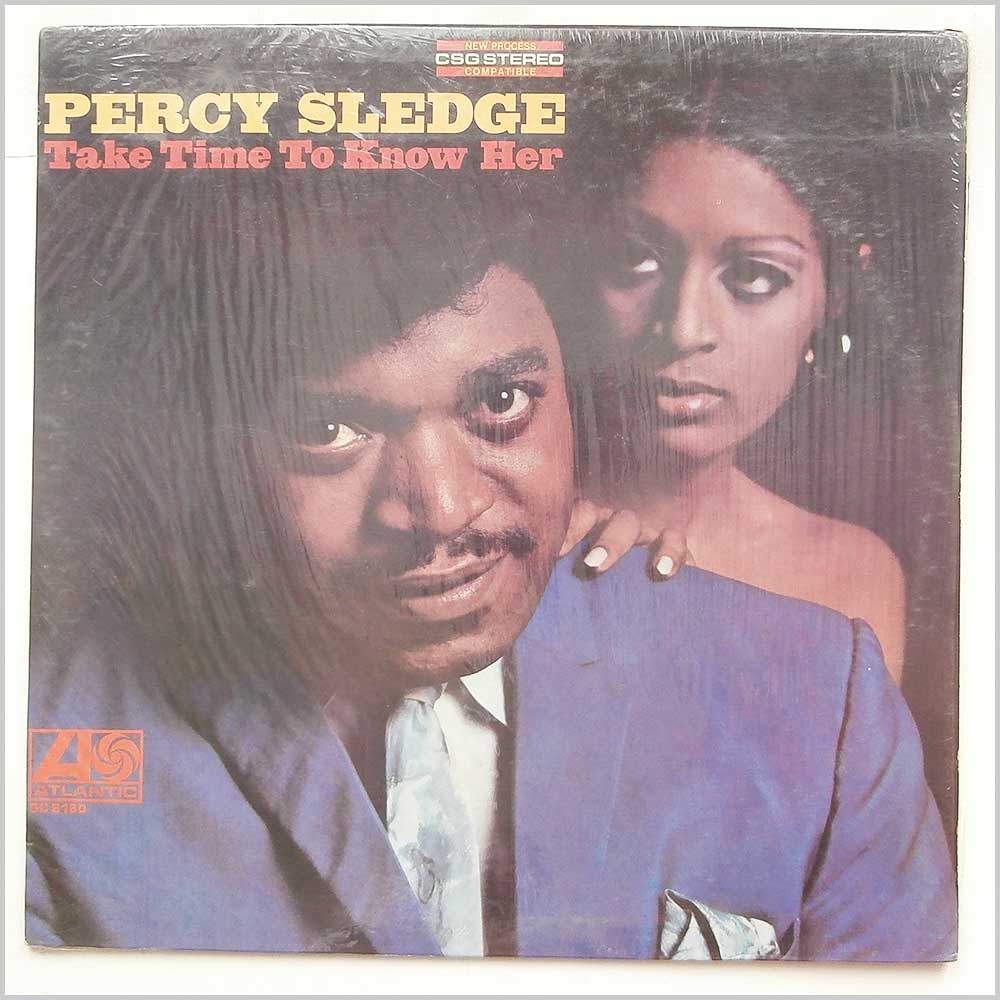 Percy Sledge - Take Time To Know Her (SC 8180)